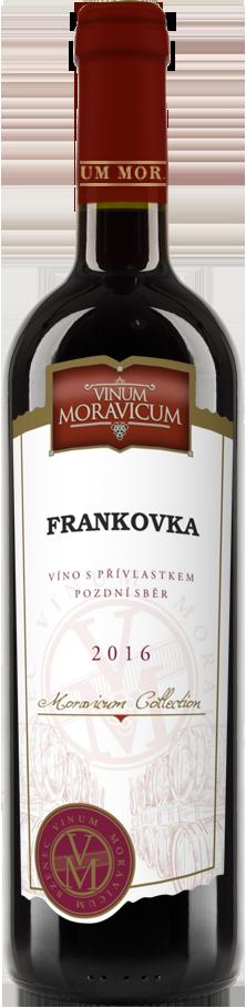 Frankovka 2016
