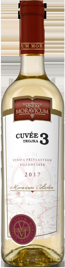 Cuvée 3 TROJKA 2017